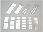 ELISPOT™ 16孔PVDF附膜玻片(ELISPOT™ 16 Well PVDF Coated Glass Slides)