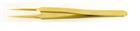 EMS镀金亚博app官网EMS Gold Coated Tweezers
