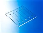 短直道微流控片基(Lab on Chip,straight and short channel)